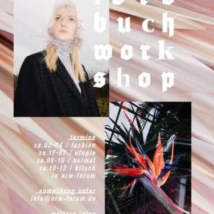 Informationsgrafik zum fotobuch workshop