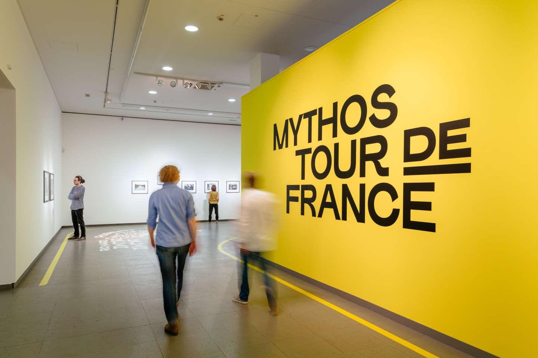 Mythos Tour de France: NRW-Forum Düsseldorf