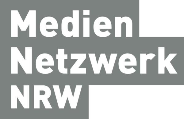 Logo vom Mediennetzwerk NRW