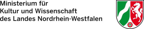 Logo des Minsteriums für Kultur und Wissenschaft des Landes Nordrhein-Westfalen