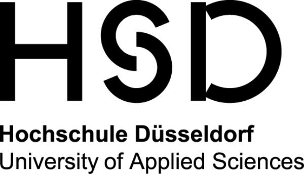 Logo der Hochschule Düsseldorf